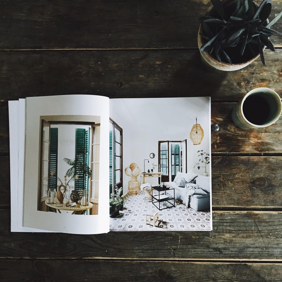 Tablebook fra Tine K Home