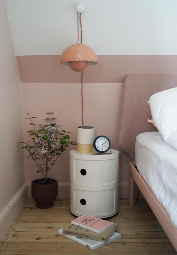 Nyt soveværelse til MIG...