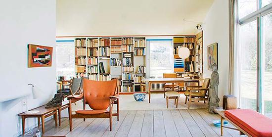 Hjemme hos Hammershøi