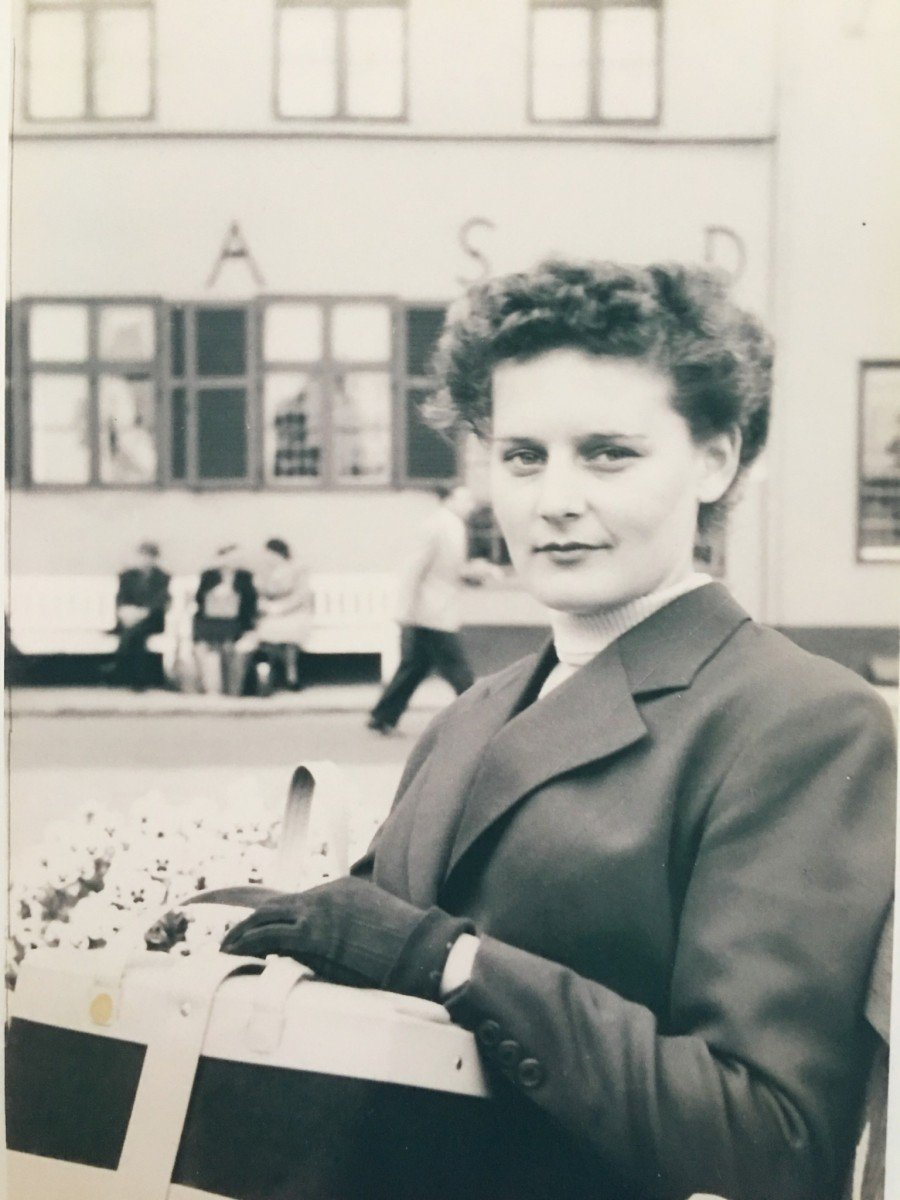 Mit store forbillede... Lise Petersen