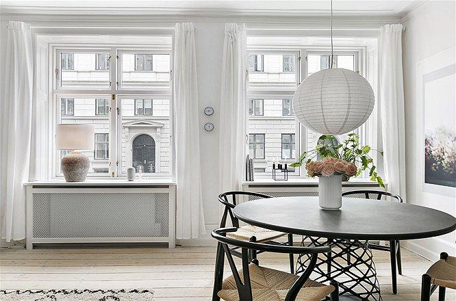 Hjemme hos stylist Trine Nørgaard