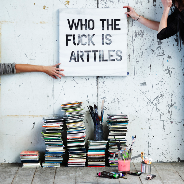 Who the fuck is Arttiles?