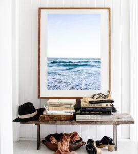 Kara Rosenlund - fotos af havet