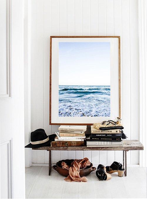 Klara Rosenlund - Sea - foto af havet