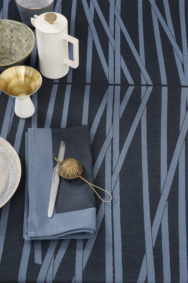 MIKADO_tablecloth_Black Blue_interior_close-up