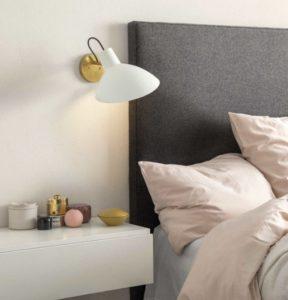 5 skønne bud på sengelamper