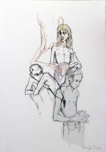 Kunst af Anne Sofie Madsen