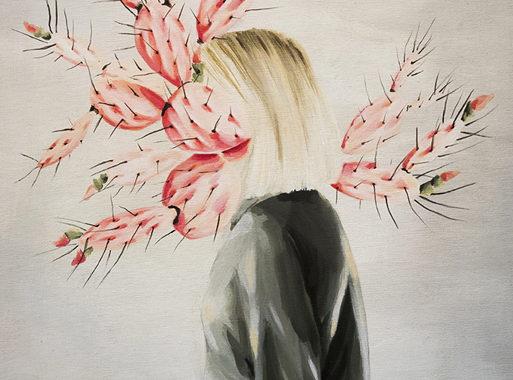 Marie Permin - Kaktuspigen