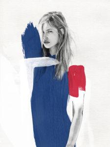 Lucie Birant - Blue