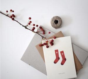 Julekort fra Kartotek