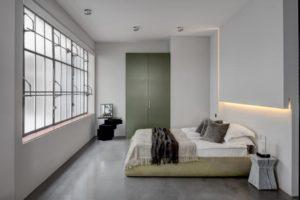 Fra fabrik til cool lejlighed i London