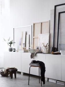 DIY: Kunst på væggen eller ej?