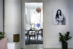 3 værelses på 79 kvm. smukt indrettet