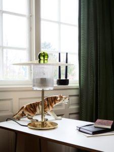 Hvem sagde lampe-fettish?