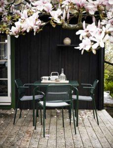 Hyggekrogen på altanen eller i haven