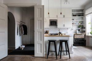 Hjemmebesøg:Lejlighed på 63 kvm