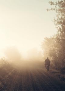 'Into The Light' fotokunst af Maria Fynsk Norup