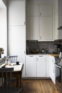 ældre køkken