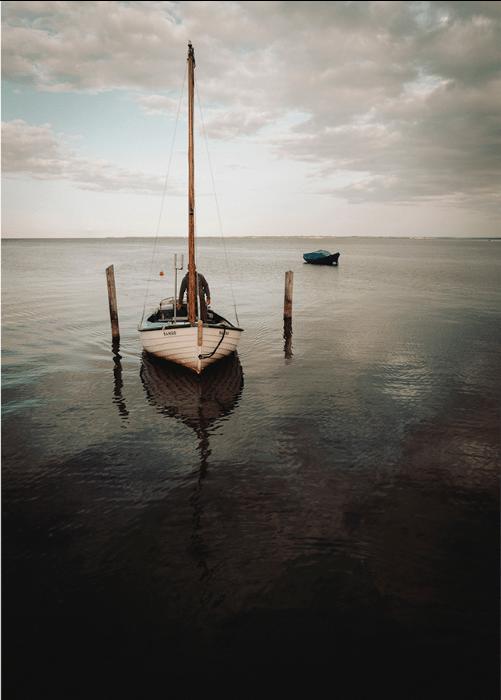 'The Arrival' fotokunst af Maria Fynsk Norup
