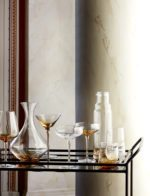 Tendens: Karafler, glas og Cocktails