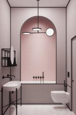 Det vildeste badeværelse, Paris style
