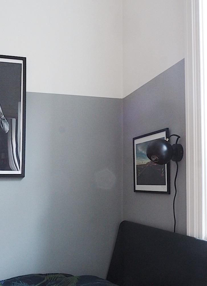 Tjek de nye lamper projekt: renovering af soveværelse #1