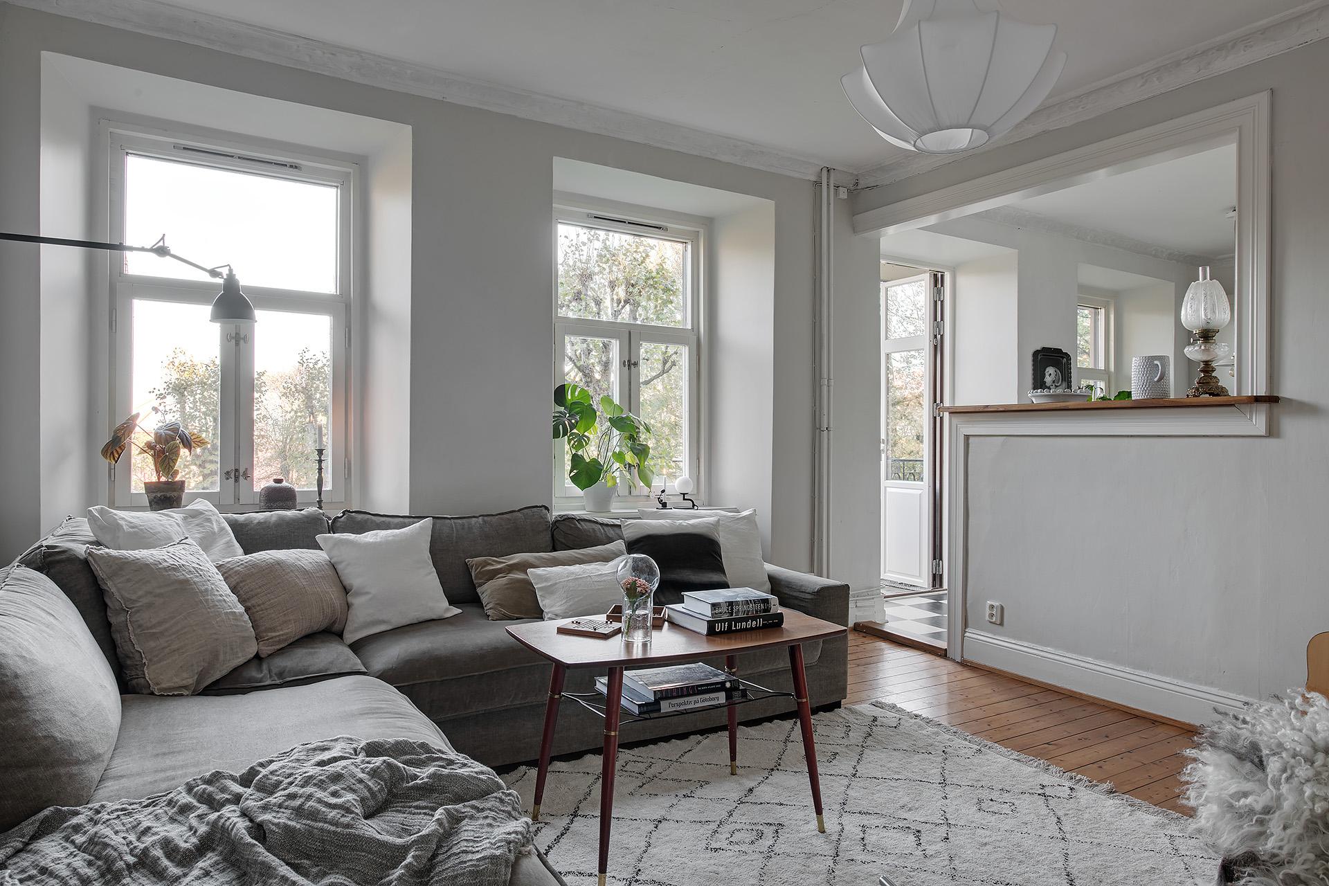 Ungdommelige stue-indretning-bolig-boligindretning - BoligciousBoligcious VJ52
