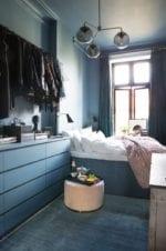 Et utrolig fint og hyggeligt soveværelse