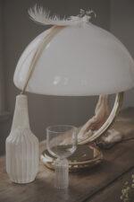 Dekorative glas
