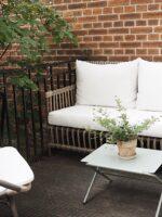 Perfekte og smukke møbler til terrassen